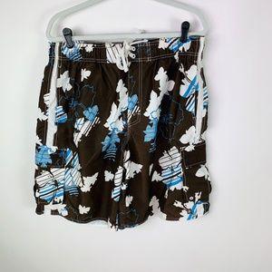 Hang Ten Mens Shorts Size XL Board Swim Trunks